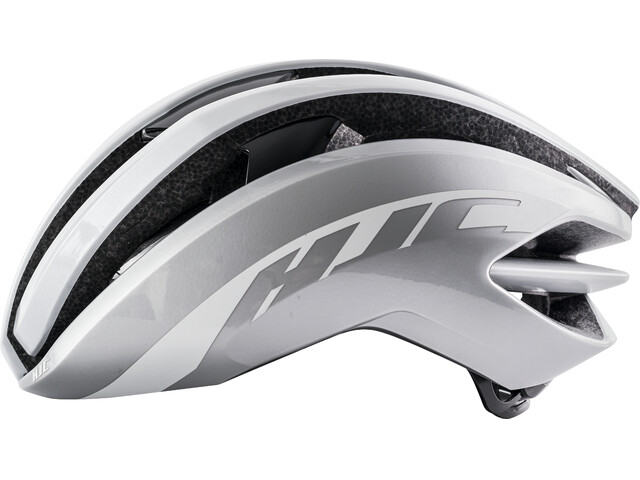 HJC IBEX Road Bike Helmet white/silver